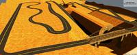 race track fbx