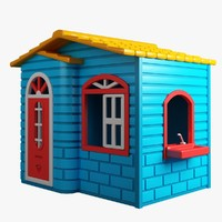 small house toy