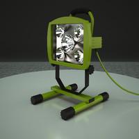 3dsmax work light