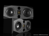 speakers adam p33a-b 3ds