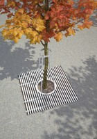tree grating 3d max