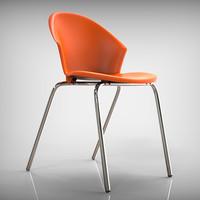cadeira md2 chair obj