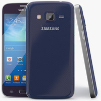 3d model samsung galaxy express 2