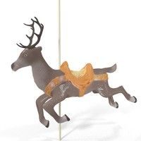 3d model carousel deer
