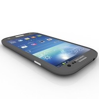 samsung i9190 galaxy s4 3d model