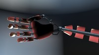 max robot hand