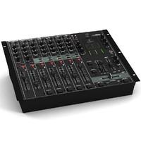 behringer dx 2000 dj mixer 3d model