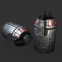 maya grenade