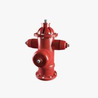 obj water hydrant