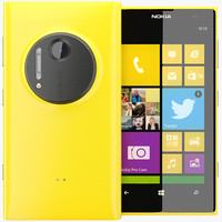 Nokia Lumia 1020 All Colors