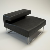 3ds max seat sofa interior
