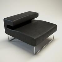 3ds max seat sofa interior