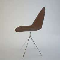 ottawa chair 3d obj