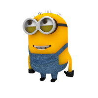 3ds max minion despicable
