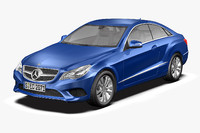mercedes benz coupe 3d 3ds
