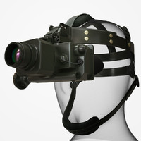 3ds max thermal vision goggles
