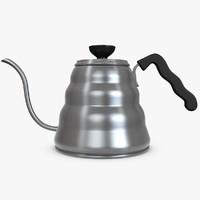 maya kettle pour coffee