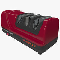 Professional Knife Sharpening Station Red