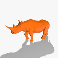 rhino style 3d 3ds