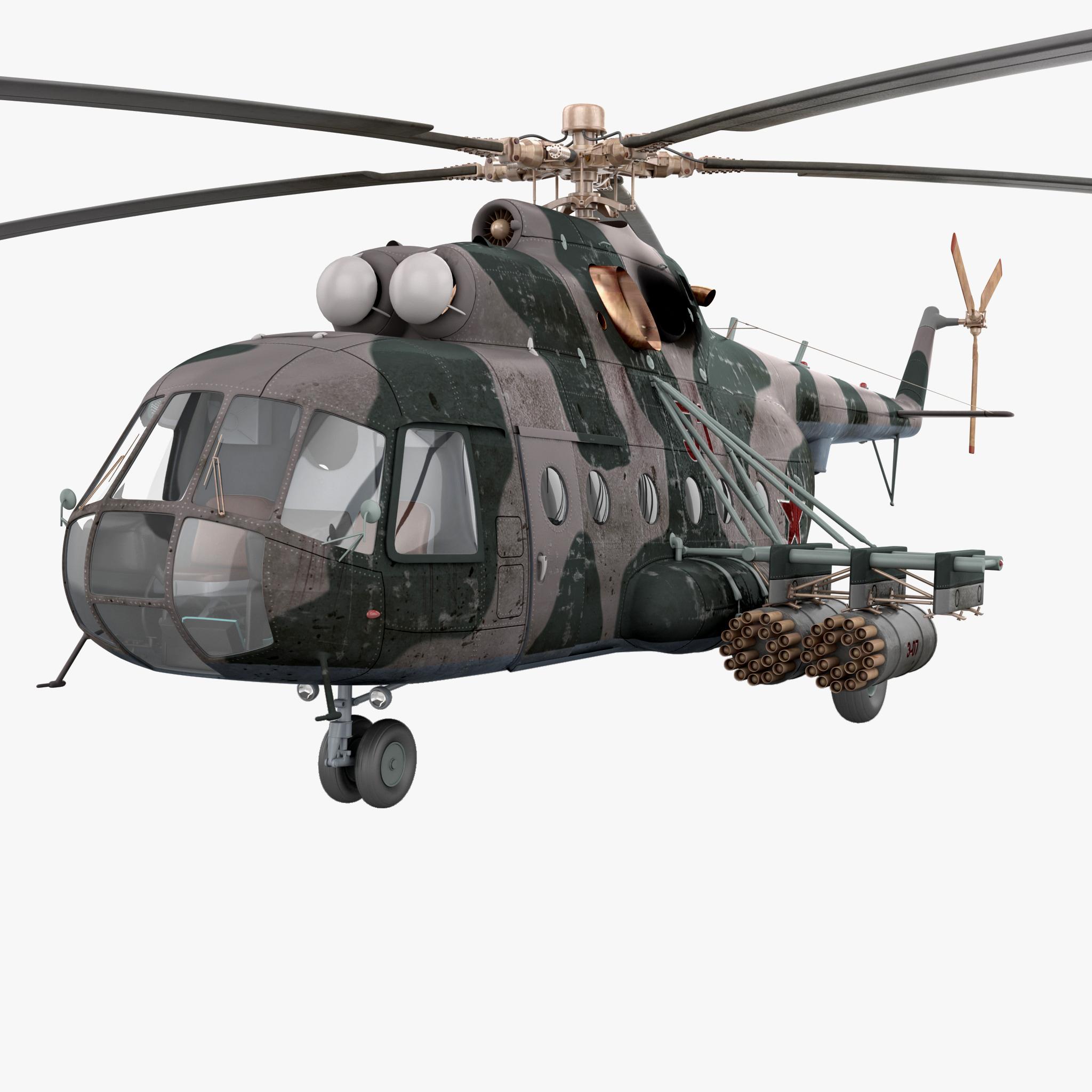 Soviet Transport Helicopter Mil Mi-8_1.jpg