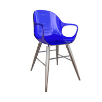 chai chair 3d 3ds