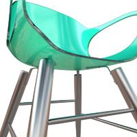 3d model chai chair