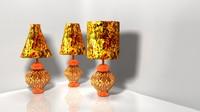 3d lamps games model