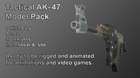 Tactical AK-47 Pack