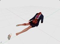 Died schoolgirl
