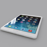 Apple iPad mini 2 (White / Silver)