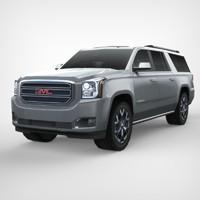 2015 GMC Yukon XL 1K