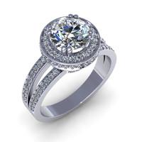 Allure Diamond Ring