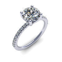 Ballerian Engagement Ring