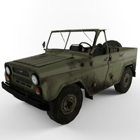 military vehicle transport 3ds