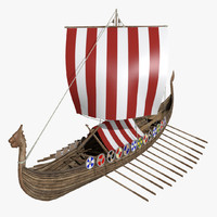 Drakkar, Viking Ship