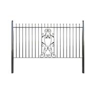 x railing