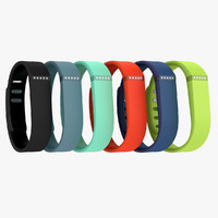 maya fitbit flex fitness colors