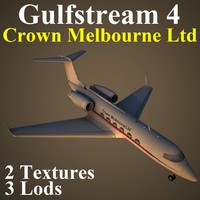 max gulfstream 4 pv4