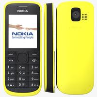 3dsmax nokia 113 yellow