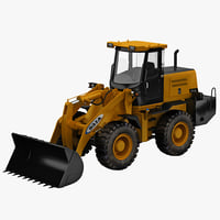 Wheel Loader Yutong 931A