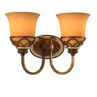 aston court wall lamp 3d 3ds