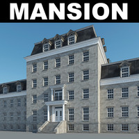 max mansion hotel realistic