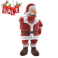 3d model santa christmas man