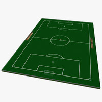 Football Soccer Field