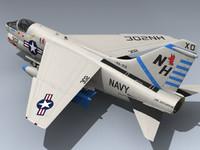 maya navy a-7e