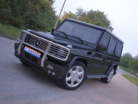Mercedes G- Class