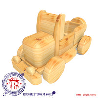 car wood dxf
