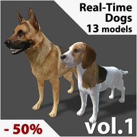 dogs real-time max