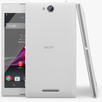 3d sony xperia c