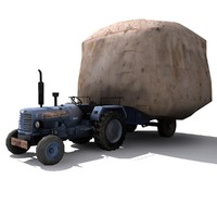 tractor ready visualization 3ds